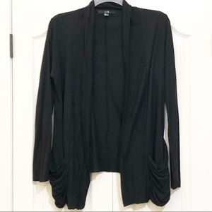 Forever 21 Cardigan Open Front black size large